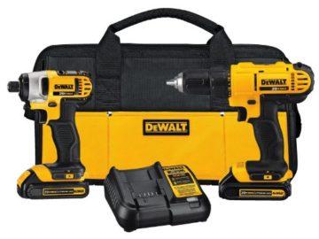 Win a DEWALT Tool Kit