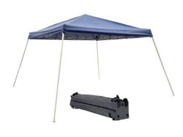 Win a Abba Patio Folding Pop Up Canopy with Roller Bag