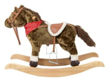 Win a HollyHOME Rocking Horse