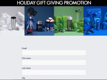 Genuine Thermos Online Holiday Gift Giving Sweepstakes – Facebook