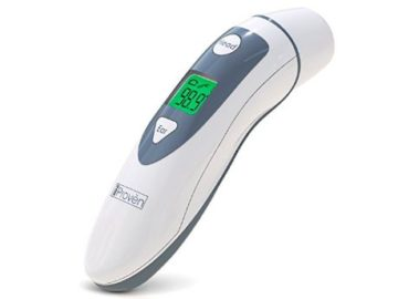 Win an iProven Medical Ear Thermometer with Forehead Function