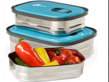 Win a Bento Lunch Box Food Container Storage Set