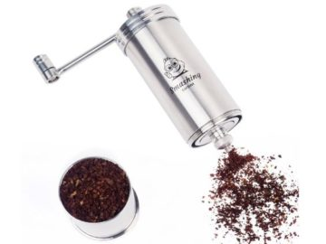 Win a Manual Coffee Grinder