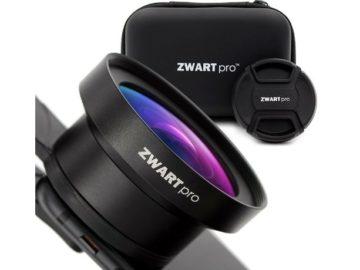 Win a ZWARTpro 2in1 HD Phone Camera Lens Kit