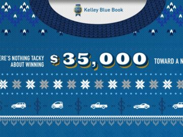 Kelley Blue Book Best Buy Awards Sweepstakes