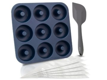 Win a Chefast Donut Pan Set