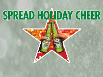 Heineken Holiday 2017 Sweepstakes and Instant Win Game