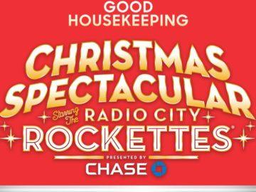 Good Housekeeping NYC Rockettes Sweepstakes