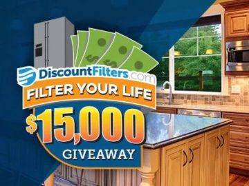 $15,000 Filter Your Life Home Makeover
