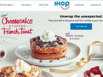 IHOP 'N GO Breakfast Monday Deals Instant Win Sweepstakes – Monday's Only