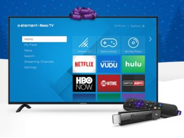 Roku Holiday 2017 Sweepstakes