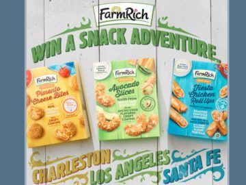 Farm Rich Special Edition Sweepstakes – Facebook