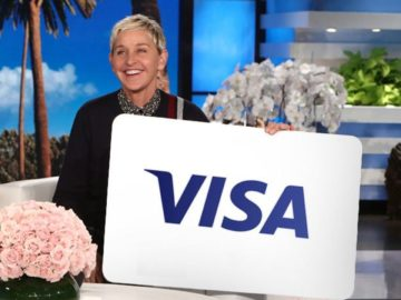 Win a $300 Visa Gift Card from Ellen!