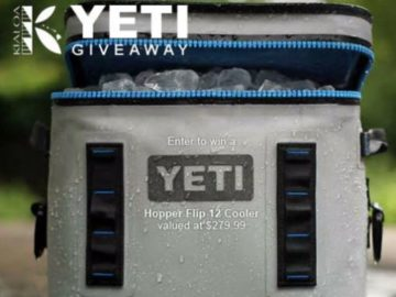 Win a YETI Hopper Flip