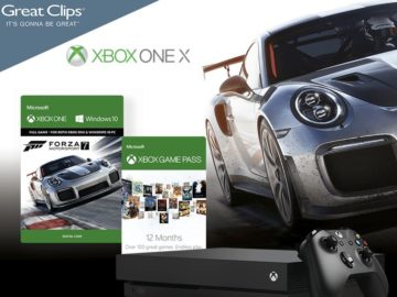 Great Clips Xbox Sweepstakes