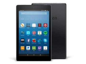 Win an All-New Fire HD 8 Tablet with Alexa