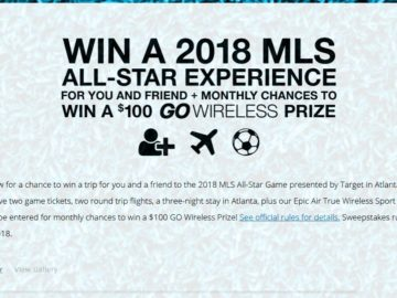 JLab Audio #FINDYOURGOAL Sweepstakes