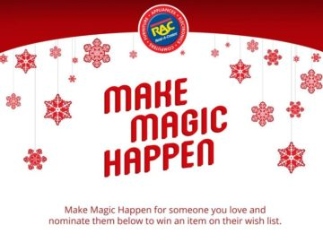 Rent-A-Center Make Magic Happen Sweepstakes