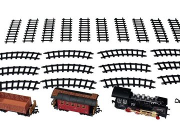 Win a Christmas Electric Toy Train Set