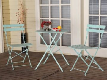 Win a Grand patio 3-PCS Bistro-Set