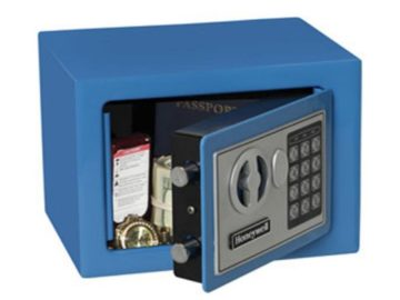 Win a Honeywell 5005B Steel Security Safe