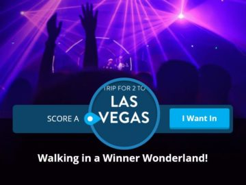 Quicken Loans Walking in a Winner Wonderland Sweepstakes