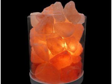 Win a Himalayan Salt Lamp