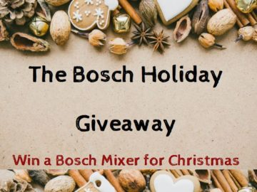 Bosch Holiday Giveaway Sweepstakes – Facebook