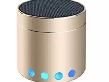 INSTANTLY WIN a Mini Bluetooth Speaker!