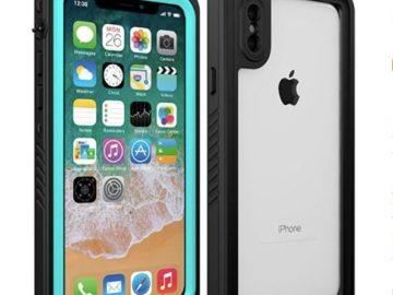 INSTANTLY WIN a Waterproof Case for iPhone X!