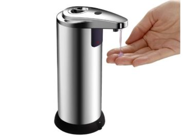 INSTANTLY WIN an Ocathnon Stainless Steel Kitchen soap dispenser Motion Sensor Touchless