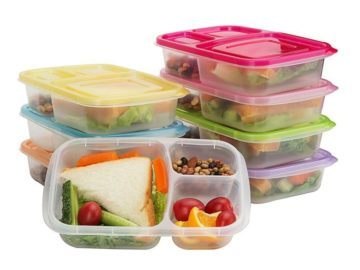 INSTANTLY WIN a 7-pack of Bento Lunch Boxes
