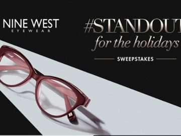 Nine West #STANDOUT for the Holidays Sweepstakes