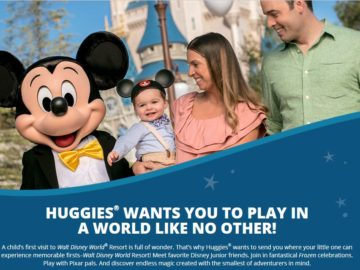 Huggies Magical Getaway Sweepstakes and Instant Win Game – Limited States