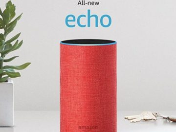 Win an All-New Amazon Echo!