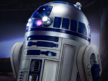 Win a Life Sized R2-D2