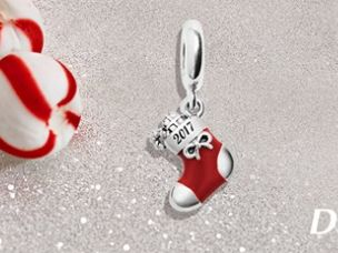 Pandora 12 Days of Charms Sweepstakes