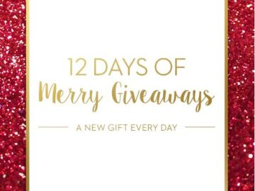 Chico's 12 Days of Merry Sweepstakes