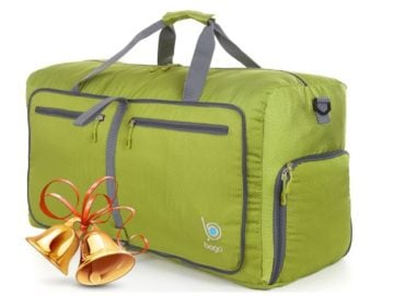 INSTANTLY WIN a Bago Travel Duffel Bag