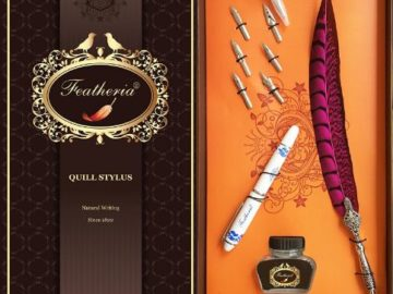Win a Featheria Fine Point Stylus & Quill Pen