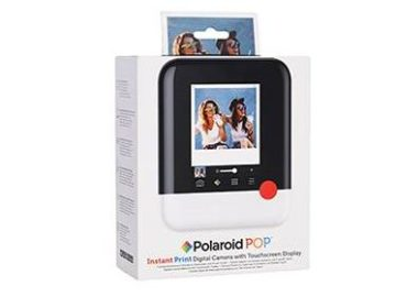 Win a Polaroid POP Instant Print Digital Camera