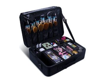 INSTANTLY WIN a SHPMAS Makeup Train Case