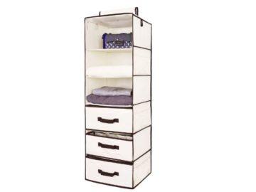 Win a Hanging Closet Organizer