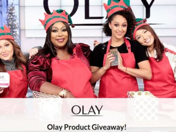 "The Real ""Olay Holiday Giveaway"" Sweepstakes"