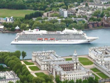 VICTORIA Sweepstakes – Win a 2 Week Cruise