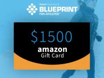 Blueprint for athletes holiday sweepstakes malvernweather Images
