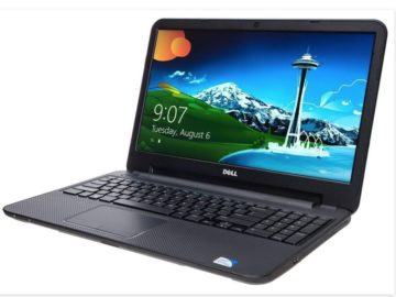 Win a Dell Inspiron 15.6-Inch Touchscreen Laptop
