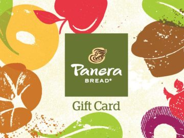 Win a $25 Panera Gift card!