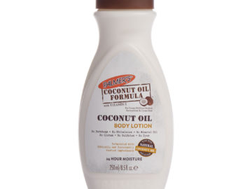 Free Sample of Palmer's Coconut Oil Body Lotion