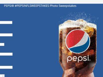 Pepsi #PEPSINFL Sweepstakes